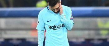مسی به خاطر از بین بردن از لیگ قهرمانان خیلی ناراحت است / والورده